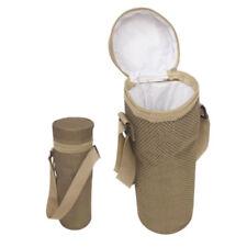 Borsa TERMICA BOTTIGLIA Cool con Cinturino-Picnic Bevande Vettore/dispositivo di raffreddamento vino