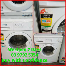 Simpson 45S558E Front Load Washer 5.5 KG WITH 3 MONTHS WARRANTY WE OPEN 7 DAYS