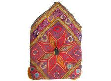 antike afghan Nomaden gestickte Geldbeutel beutel bag Portemonnaie Geldbörse Nr4