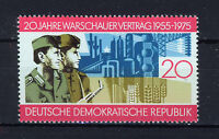 ALEMANIA/RDA EAST GERMANY 1975 MNH SC.1638 Signings of the Warsaw treaty