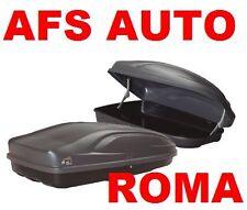BOX AUTO PORTAPACCHI PORTATUTTO G3 ALL-TIME 320 MADE IN ITALY OMOLOGATO