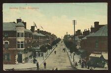 Lincs SKEGNESS Lumley Rd 1909 PPC