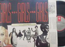 ELVIS COSTELLO - Girls Girls Girls ~ GATEFOLD 2 x VINYL LP + INSERTS