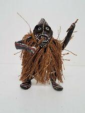 "African Medicine Man Tribal Figure 8"""