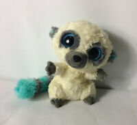 "Ty Beanie Boos/Boo Cleo Approx 7"" VGC Collectible Plush Blue & Cream"