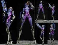 New in Box Overwatch Black Lily Widowmaker Emily Rakova Figure Figurine