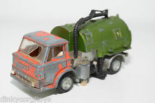 DINKY TOYS 451 BEDFORD JOHNSTON ROAD SWEEPER EXCELLENT CONDITION
