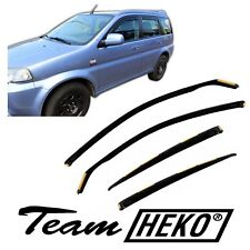 HONDA HR-V 5 Portes  1999-2006   Deflecteurs d'air Déflecteurs de vent 4pcs