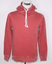 ESPRIT Hoodie Sweatshirt Kapuze washed out rot Gr. M UVP 49,99€ NEU