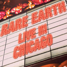 Live In Chicago - Rare Earth (2014, CD NEUF)