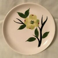 Vintage JONI DIXIE DOGWOOD Flower Bread or Dessert Plate REPLACEMENT 6 1/4""
