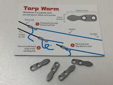 Dutchwear Gear Bling - 4 x Tarpworms, Hammock, Hiking, Bushcraft