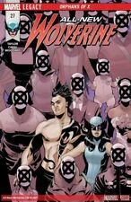 All New Wolverine #27 Vf/Nm 2017