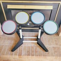 Rock Band Wired Drum Set (Harmonix 822149) Xbox 360 Drums and Stand Only Tested