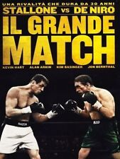 Dvd IL GRANDE MATCH - (2014) *** Sylvester Stallone, Robert De Niro ***....NUOVO