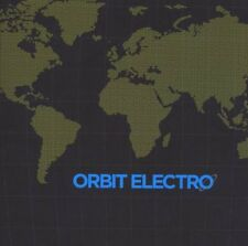 Orbit electro 2cd 2009 Mesh IAMX Ladytron Boytronic tenek foretaste Celluloide
