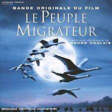 LE PEUPLE MIGRATEUR (BOF) - COULAIS BRUNO (CD)