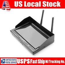 RC732-DVR FPV Monitor 7''LCD 5.8GHz 32CH Diversity Receiver DVR 2800mAh Battery