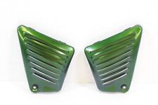 2006 Harley VRSCA V-Rod Frame Neck Cover Set - Dragon Green 66155-03