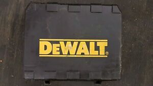 DeWALT N137841 NAIL GUN CARRY CASE FOR DCN690 / DCN692
