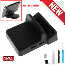 Mini DIY Replacement Dock Case for Nintendo Switch Docking Station Portable Fast