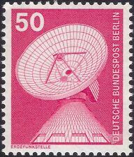 Germany (B) 1975 Industry/Technology/Dish Aerial/Radio/Telecomms 1v (n25430b)