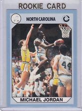 Michael Jordan UNC College BASKETBALL ROOKIE CARD North Carolina NCAA RC!