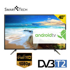 "SMART TV LED ANDROID 40"" POLLICI SMART TECH FULL HD LE-4048SA DVB-T2/C WIFI LAN*"