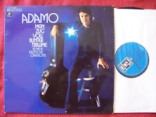 Adamo - Mein Zug voll bunter Träume     EMI / Columbia LP