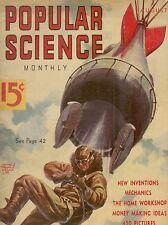 Popular Science - 1938