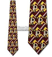 Redskins Silk Tie Mens NWT Neck Ties Washington Redskins Officially Licensed
