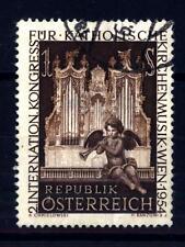 AUSTRIA - 1954 - Congresso Internazionale per la Chiesa cattolica. Organo, Monas
