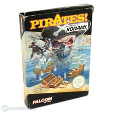Nintendo NES Spiel - Pirates PAL-B mit OVP