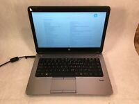 "HP ProBook 645 G1 14"" Laptop AMD A8-5550M 2.1GHz - BIOS LOCKED - READ -RR"