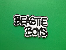 HEAVY METAL PUNK ROCK MUSIC SEW ON / IRON ON PATCH:- BEASTIE BOYS (a) HIP HOP