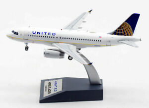 1:200 INF200 United Airlines Airbus A319-132 N4888U With Stand
