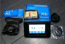 TOMTOM XL 335 SE GPS English Spanish French German Complete with BOX WORKS