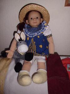 Sigikid Freddy Puppe 58 cm