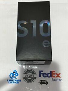 Samsung Galaxy S10e SM-G970U - 128GB - Prism Black (Verizon) NEW SEAL