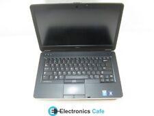 """Dell E6440 14"""" Laptop 2.6GHz Core i5 4GB RAM (Grade B no caddy)"""