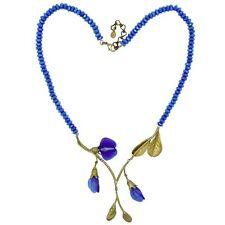 False Indigo Baptisia Necklace, Michael Michaud #9030