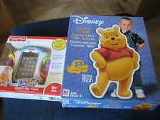 Disney's Winnie the Pooh Puzzle&Fisher-Price Apptivity Case (iPhone/iPod Touch)