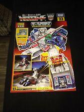 G1 Transformers reissue Headmaster Fortress Maximus with box encore 23 mib