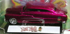 RACING CHAMPIONS 49 1949 MERCURY MERC RAT FINK SEDAN CHOPPED HOT ROD ED ROTH CAR