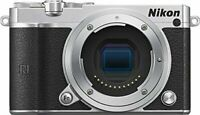 Nikon 1 J5 Mirrorless Digital Camera (Silver Body Only)
