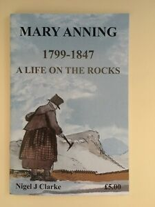 Books Mary Anning: Biography