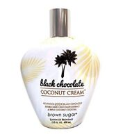 Brown Sugar BLACK CHOCOLATE COCONUT CREAM 200X Bronzer - 13.5 oz. by Brown Sugar