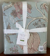 Pottery Barn Cosette Palampore Patterned King Duvet Cover