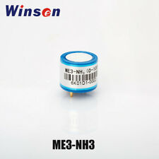 2PCS Winsen ME3-NH3 Electrochemical Sensor Ammonia Gas Concentration Detect