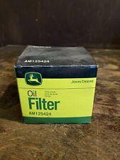 New Listingjohn Deere Original Equipment Oil Filter Am125424